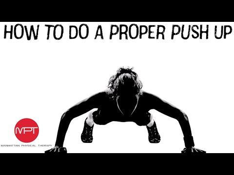 how-to-do-a-proper-push-up