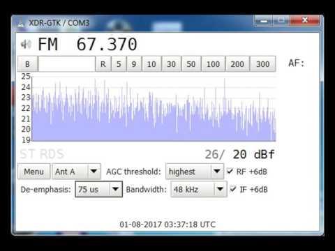 [Tropo] 67.37 MHz - BR Pershy Kanal - Bragin/RTPS - Belarus (388 km)