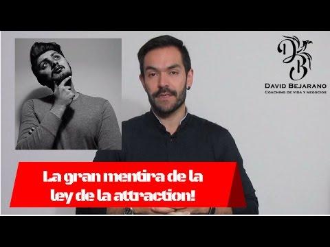 ► LA GRAN MENTIRA EN LA LEY DE LA ATRACCIÓN! (PARTE 1)