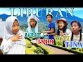 Drama Anak LIBURAN | Dinda, Inem, Tina, Sarah & Wati