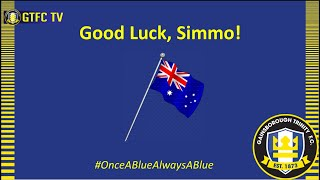 🍀Good Luck Simmo 🇦🇺
