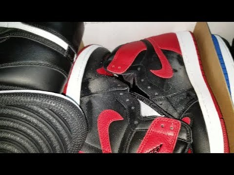 99a05ad6cc03 THE GLITTER ON JORDAN 1'S MUST WATCH - YouTube