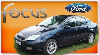 Мое приобретение - Ford Focus седан 2003 года(Обменял свою Славуту на Ford Focus седан 2003 года благодаря деньгам, заработанным на YouTube. В связи с этим выражаю..., 2015-07-07T13:23:44.000Z)