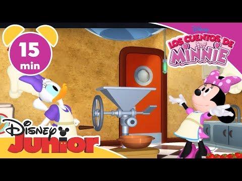 Los cuentos de Minnie: Episodios completos 21-25 | Disney Junior Oficial