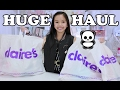 HUGE CLAIRES HAUL LOTS of CUTENESS