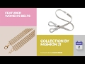 Collection By Fashion 21 Featured Women's Belts