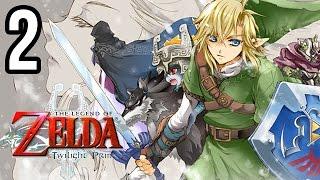 Zelda Twilight Princess: Legend of Cat - PART 2 - Ghost+Jake