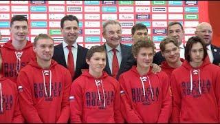 Шведские игры 2020 Презентация сборнои России