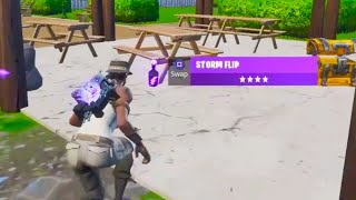 """STORM FLIP"" ITEM GAMEPLAY (OVERPOWERED?)"