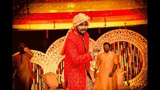 Holud Dance Performance by Groom ¦ Jamai 420