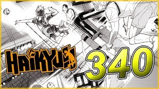 This week's chapter of Haikyu!! showcased the talent that both Hoshiumi & Hirugami posses. Kamomedai, said to be the perfect version of Date Tech, look very ...