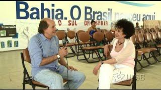 Esther Díaz na UFSB