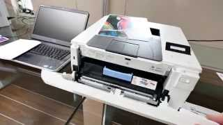 HP Color LaserJet Pro M252 Hands On 4K UHD