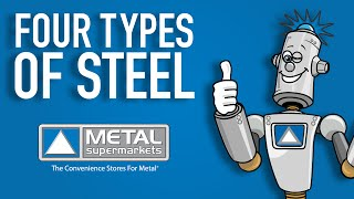 The Four Types of Steel (Part 1)   Metal Supermarkets