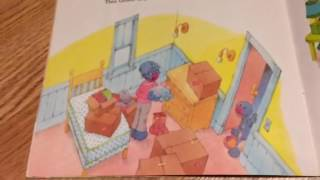 Sonic Book Reviews Episode 1: When Grover Moved To Sesame Street