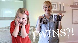 IS IT TWINS?!