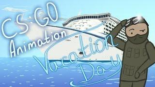 CS:GO Animation Ep.2 Ferien Tag
