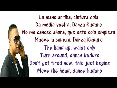 Danza Kuduro - Don Omar ft Lucenzo Lyrics English and Spanish & Portuguese - Translation & Meaning Mp3
