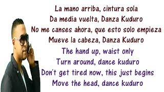 Danza Kuduro - Don Omar Ft Lucenzo S English And Spanish & Portuguese - Translation & Meaning