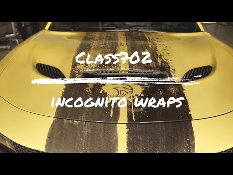 Class702 | Hellcat Wrap | Incognito Wraps