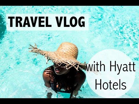 Two Sides Of The Desert: Travel Vlog with Hyatt Hotels