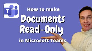 How to make files read-only in Microsoft Teams