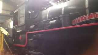 QR BB18 1/4 1072 - Lithgow Zig Zag Railway - 2008