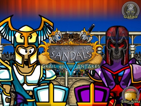 3ae63eb980b7f Swords and Sandals 2 Redux FINAL FIGHT  Emperor Antares - YouTube