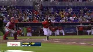 Jhonatan Solano drives in brother on RBI double