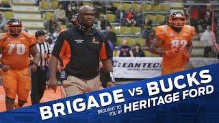 Brigade vs Bucks Highlights | Heritage Ford