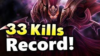 Ravens Spectre 33 Kills   Valve Events World Record   TNC TB DOTA 2