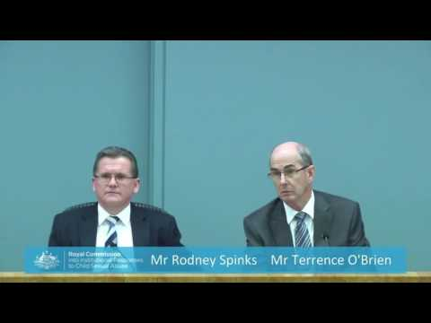 Jehovah's Witnesses 2017 Royal Commission, Afternoon session