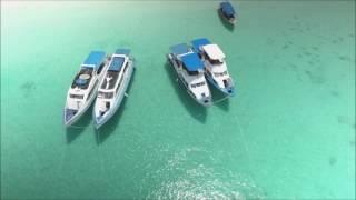 redang island , terengganu . malaysia - dji phantom 4 - skyhighstudio - aloy twosense