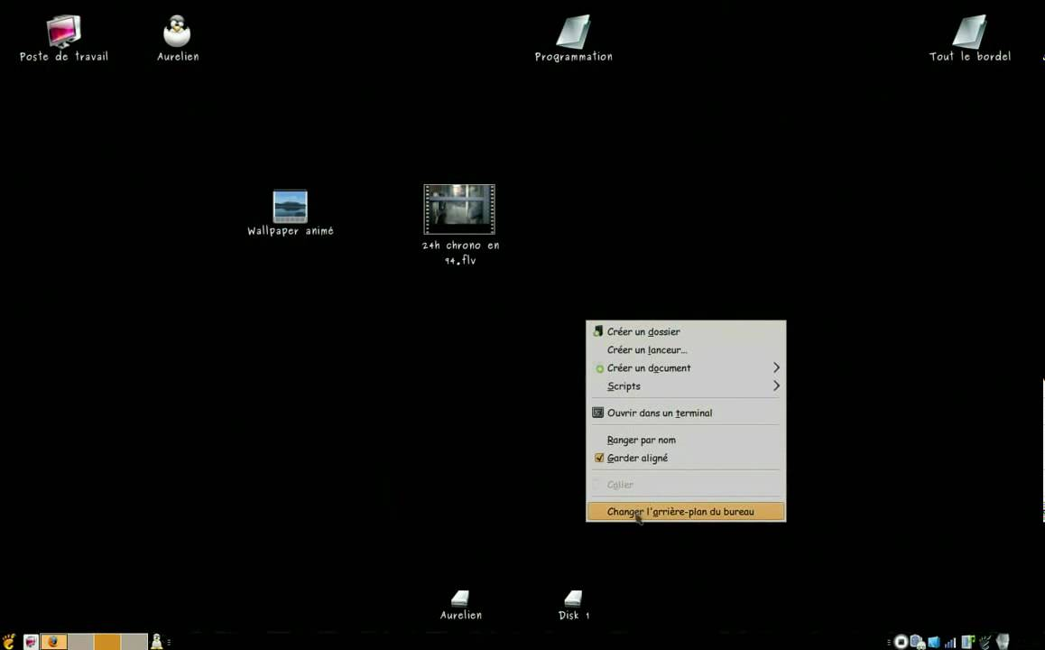 Ubuntu Fond Ecran Anime Video Et Ecran Veille Youtube