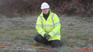 Contact Resistance checks before an ERT survey Video
