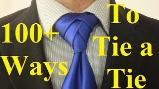 How to Tie The Eldredge Knot for Your Necktie