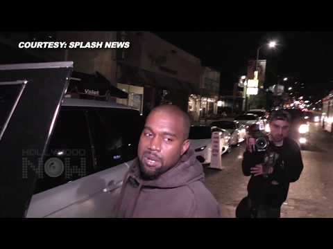 Kanye West Accused Of DRUG & ALCOHOL ABUSE