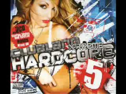 clubland extreme hardcore 5 cd 1 track