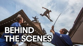 Jason Paul Goes Back in Time | Behind the Scenes