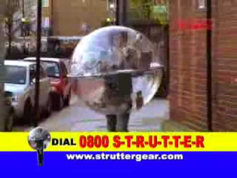 Mike Strutter - STRUTTER BUBBLE