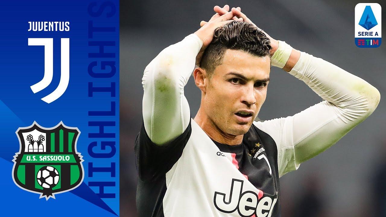 Juventus 2 2 Sassuolo Turati Heroics Keep It All Square