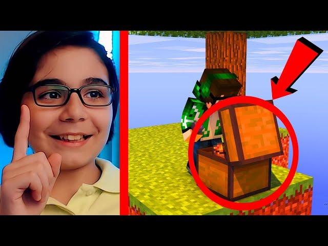 Minecraftta 500 SANDIK LE EGG KA