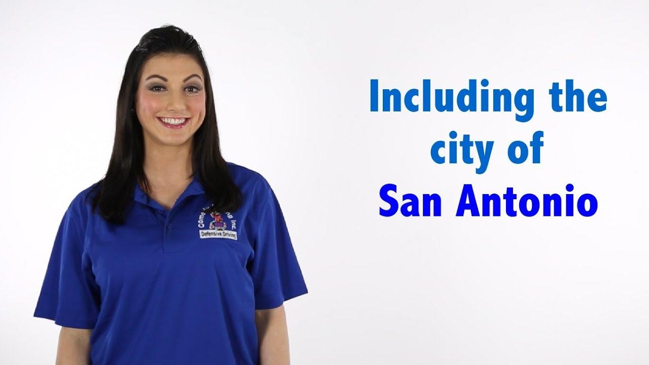 Defensive Driving San Antonio >> San Antonio Texas Defensive Driving Comedy Driving Inc