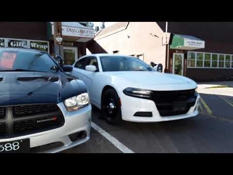 INTERCEPTORKING.COM 2016 AWD V8 Dodge Charger Pursuit Package Cop Car For Sale