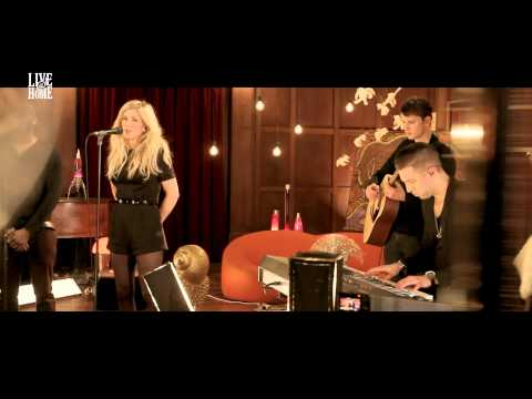 Ellie Goulding - Live@Home - Part 3 - Lights, How long will I love you