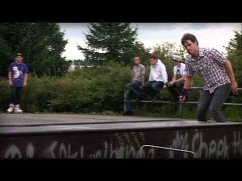 Into - A Freestyle Rollerblading Shortmovie