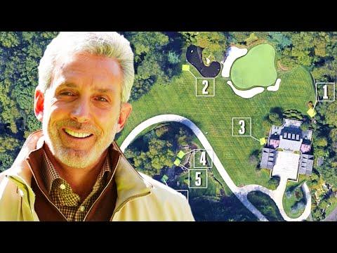 Billionaire Builds Golf Wonderland In His 39-Acre Backyard   Green Fees   Golf Digest