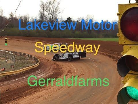 Lakeview Motor Speedway 3- 9 -19 Gerraldfarms