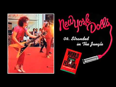 New York Dolls Live in Tokyo 1975 (Audience Recording)