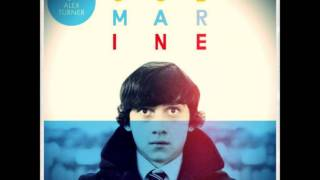 Glass in the park - Alex Turner (Submarine Soundtrack)